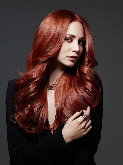 Goldwell-Long-Red-straight-hairstyles